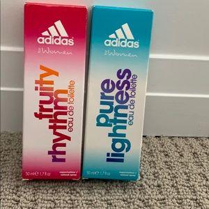 women adidas natural spray
